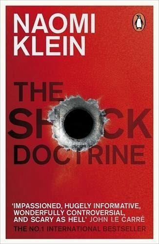 Büchertipp Machbarland.de_ Naomi Klein The Shock Doctrine