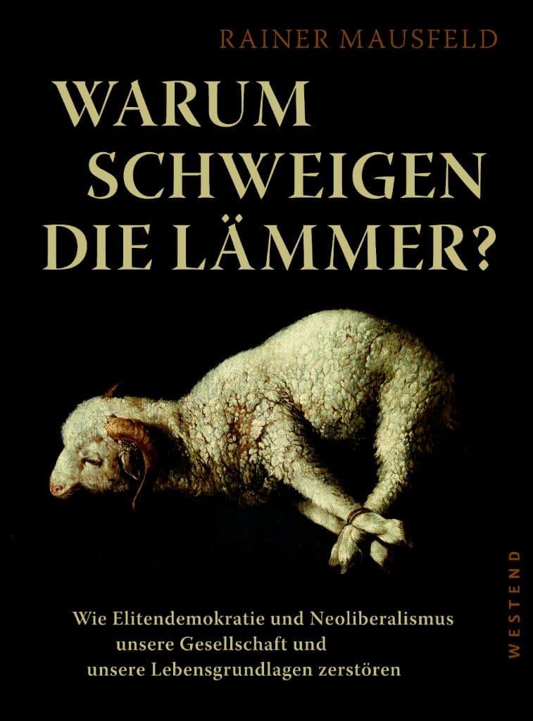 Büchertipp Machbarland.de: Rainer Mausfeld Warum schweigen die Lämmer?